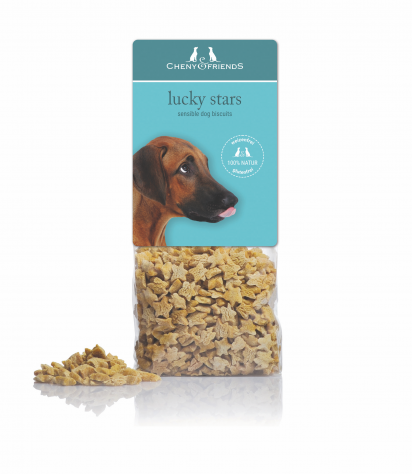 Dog Biscuits lucky stars