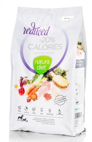 Reduced -20% Calories
